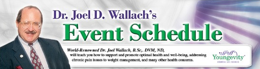 Dr. Wallach lectures